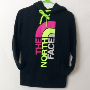 The North Face Womens Black Hooded Pullover